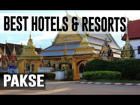 Best Hotels And Resorts In Pakse, Laos