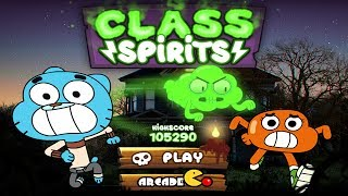 The Amazing World Of Gumball - Class Spirits Gameplay Walkthrough