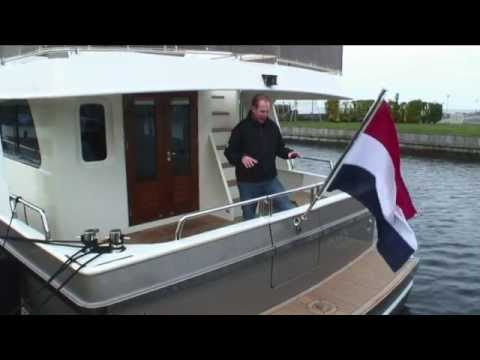 Privateer Flybridge 49 from Motor Boat & Yachting