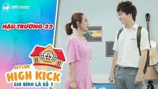 Gia đình là số 1 sitcom | hậu trường 22: Thu Trang, Phát La cười tẹt ga không thoát nổi 2 câu thoại
