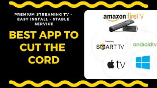 Top Streaming TV Provider - This is the best IPTV service on the market.
