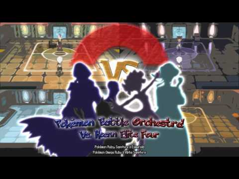 Pokémon Battle Orchestra! Vs. Hoenn Elite Four