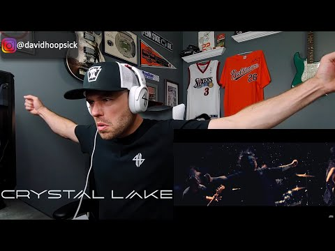 Crystal Lake - Into The Great Beyond (REACTION!!!) [Japanese Metalcore!]