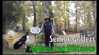 Senior Golf Tips -  Increase Distance Get Your Equipment Checked