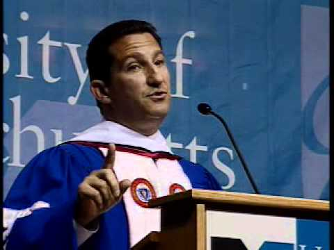 Robert Manning UMass Lowell Commencement Address 2011