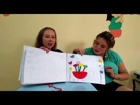 Turma: Maternal Misto - Apresentação Portfólio 2017 - DUDA II
