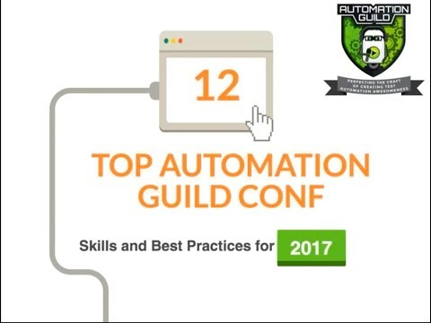 Key Test Automation Skills And Best Practices