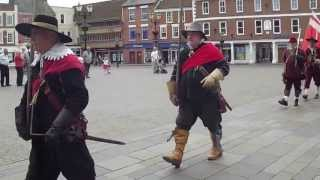 Newark-On-Trent The Sealed Knot Society, English Civil War