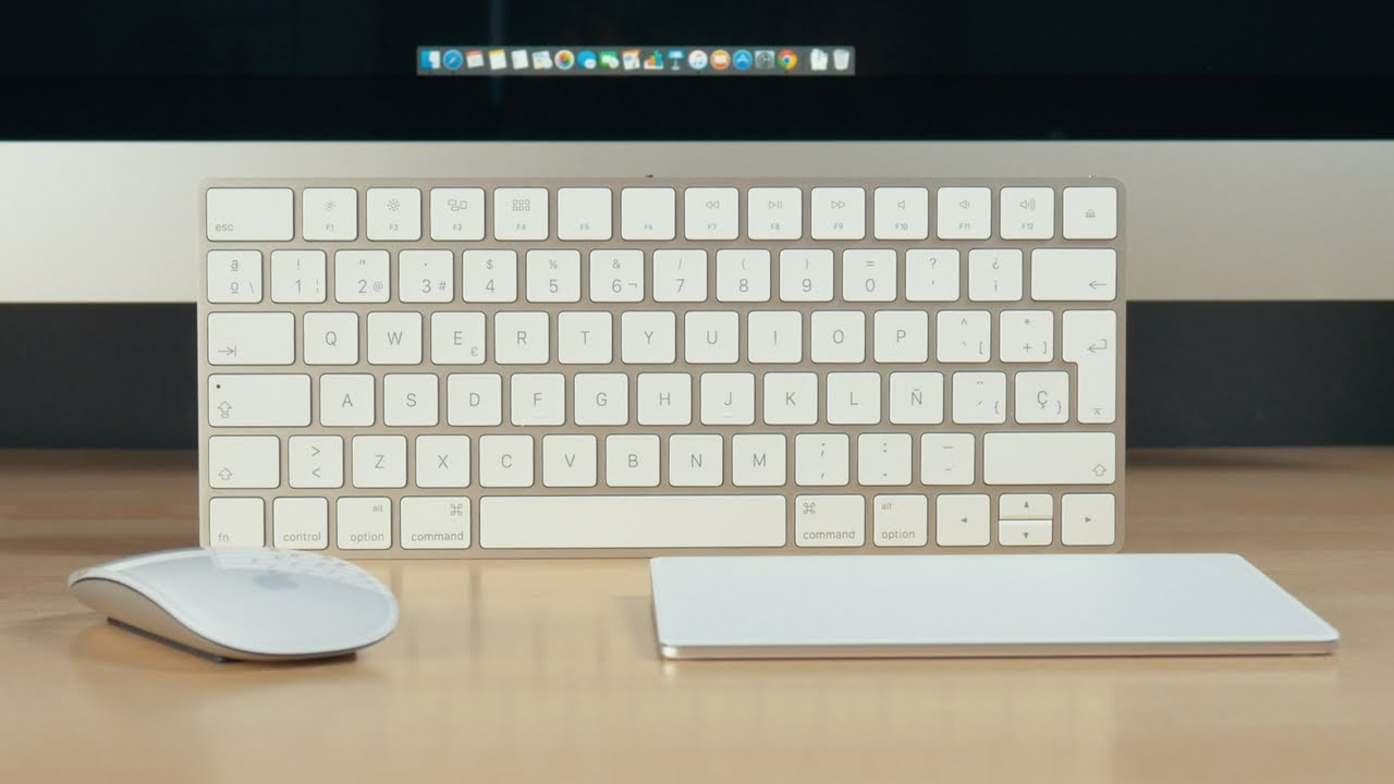 nuevos magic mouse 2 magic trackpad 2 y magic keyboard youtube. Black Bedroom Furniture Sets. Home Design Ideas