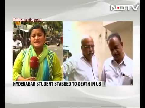 23371 nations Welt NDTV Hyderabad man murdered allegedly by Indian roommate in US