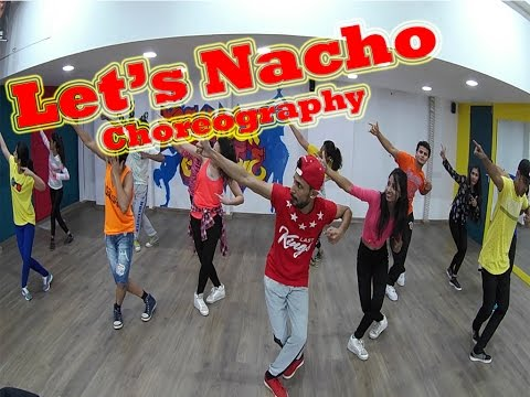 Let's Nacho - Nucleya Ft  Benny Dayal & Badshah | Choreography | Gyrate Dance Co. | FreakOut Garage