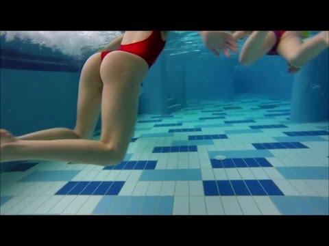 Аквапарк в Балтийске. Крутое джакузи. Супер бассейн