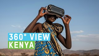 VR 360° Film: Evelyn's Story | Oxfam