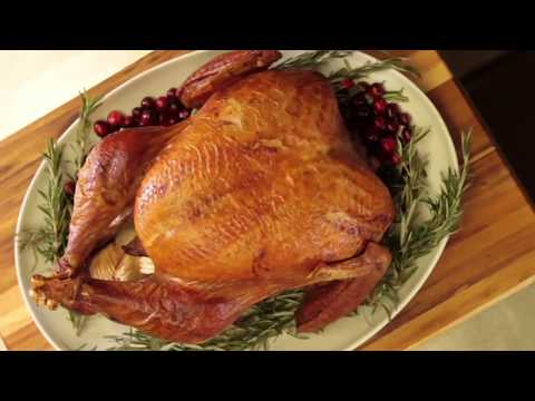 Cheese Cloth Basting Tips for Thanksgiving Turkey | The Chew