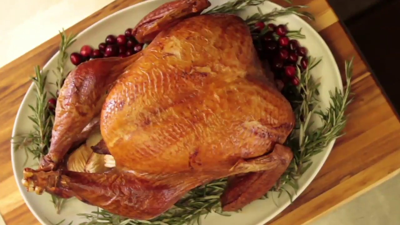 Why you don't need to baste your turkey and other Thanksgiving tips