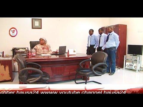 Neman aiki Hausa Films latest Musha dariya thumbnail