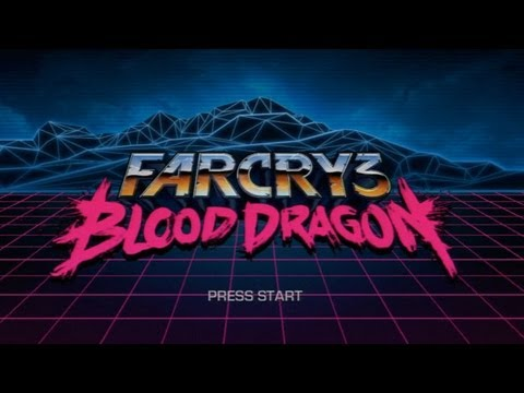The First 15 Minutes Of Far Cry 3 Blood Dragon Youtube