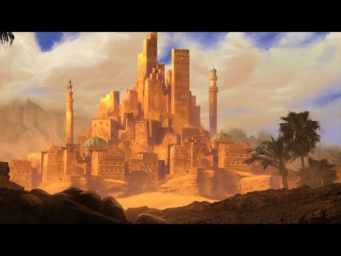 Ancient Arabic Music - Arabian Winds