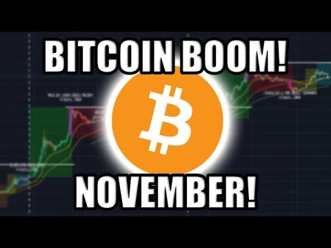Boom! EVERY YEAR Since 2012 Bitcoin Has Rallied In November… We Are 1 Month Away.