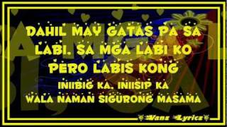 Download Ako'y Sayo (Puppy Love) Lyrics - Kejs & Aphryl of Breezy Girlz ft. J-Twist MP3 song and Music Video