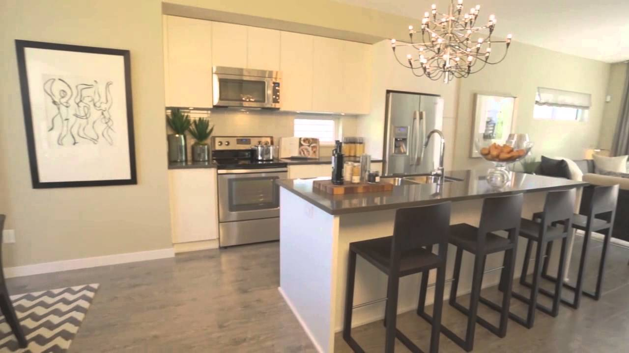 Fremont Blue By Mosaic 2 Bed Den C Plan Youtube
