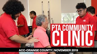 ACC-Orange County PTA Community Lab: November 2019