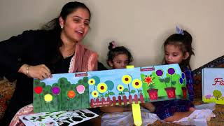 Flintobox activity box|| for 2 to 3 year old || kids video || Geddam Angels