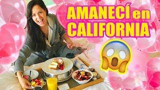 PORQUÉ AMANECÍ EN CALIFORNIA? Qué Clase de Sorpresa! SORTEO INTERNACIONAL Too Faced SandraCiresArt
