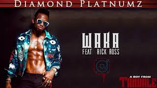 Diamond Platnumz Ft Rick Ross  Waka Official