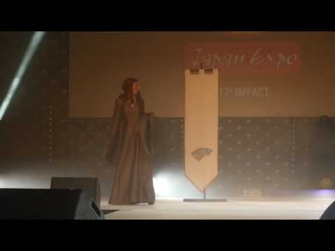 related image - Japan Expo Sud 2017 - Concours Cosplay Vendredi - 09 - Game of Throne - Sansa Stark