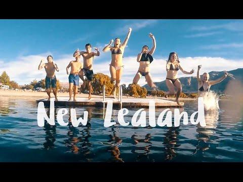 NEW ZEALAND - A Feel Good Travel Film