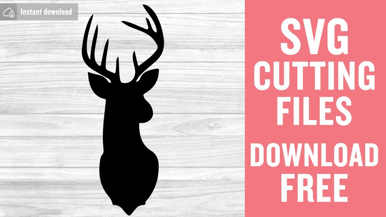 Download Reindeer Svg Free Cutting Files for Cricut Silhouette Free ...