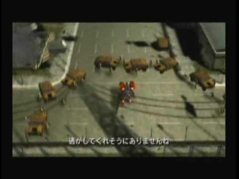 Metal Wolf Chaos - Opening
