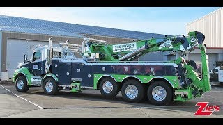 SHOW EDITION #15320 - 2019 Century 1075S HD Rotator, KW T880EC Twin Steer