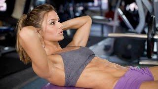 Эффективные упражнения на пресс(Что делать, если нужно срочно подтянуть мышцы живота? Два эффективных упражнения на пресс помогут в коротк..., 2015-08-16T07:50:36.000Z)