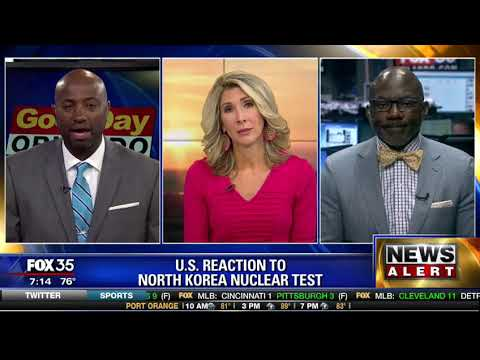 U.S. Reaction to North Korea Nuclear Test