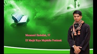 Muzammil Hasballah As saf