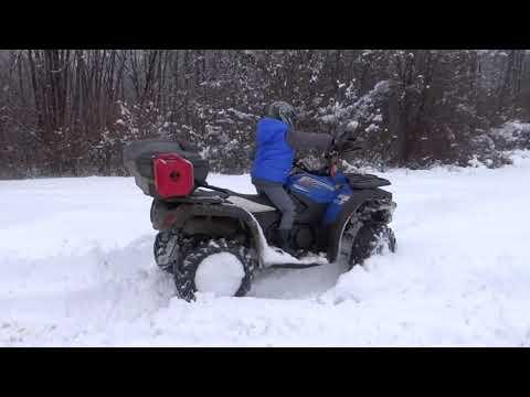 ATV CF MOTO VIDEO MIX