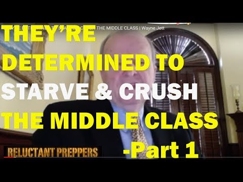 Fruits of Graft Part 1: THEY'RE DETERMINED TO STARVE & CRUSH THE MIDDLE CLASS   Wayne Jett