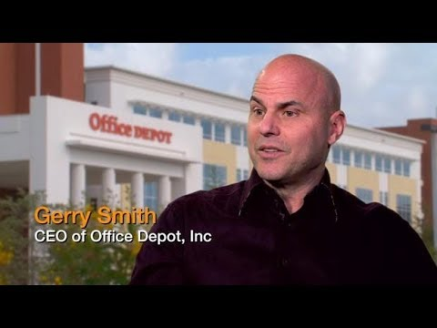 Office Depot, Alibaba.com Discuss New Collaboration