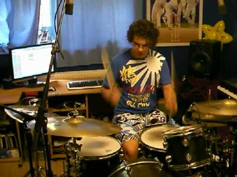Rob Hall - Young Drummer of The Year 2010 Audition