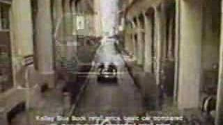 This Datsun commercial features the 280Z blasting down Wall Street....