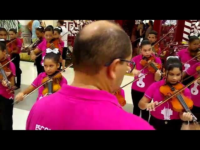 Escola de música de Goaianinha/RN