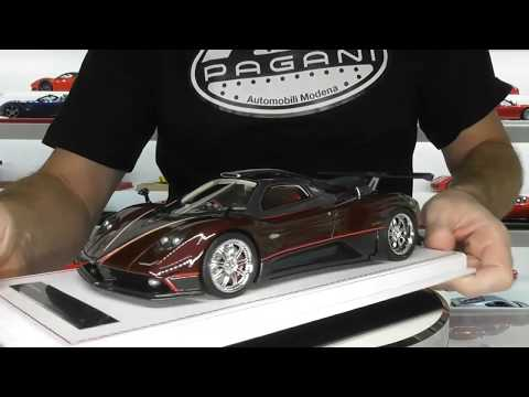 PAGANI ZONDA FANTASMA by Peako Models - Full Review
