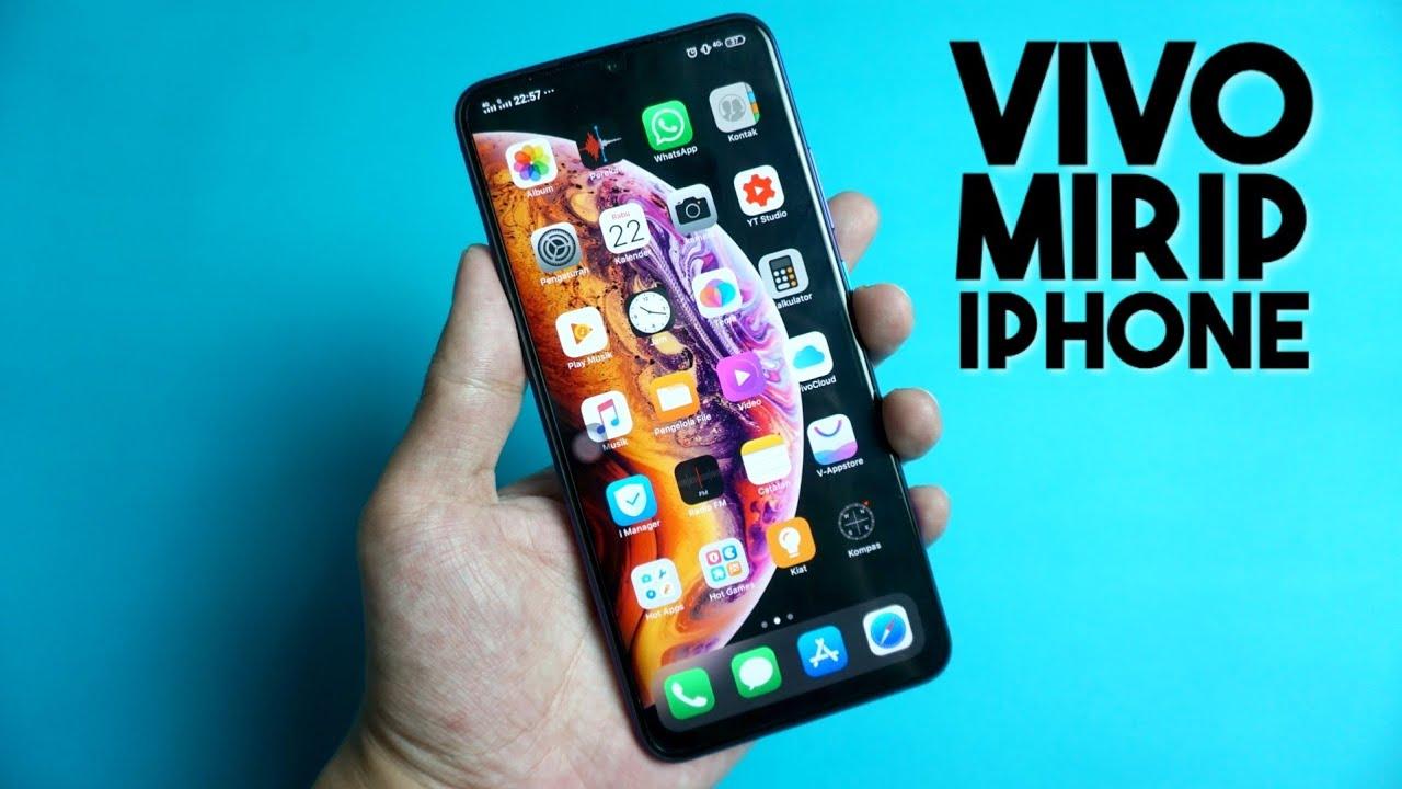 Cara Mengubah Tampilan Hp Vivo Menjadi Iphone Vivo Rasa Iphone Youtube
