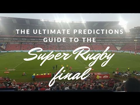 The Ultimate Super Rugby prediction guide