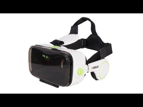 Review Ochelari VR Widjit cu casti incorporate