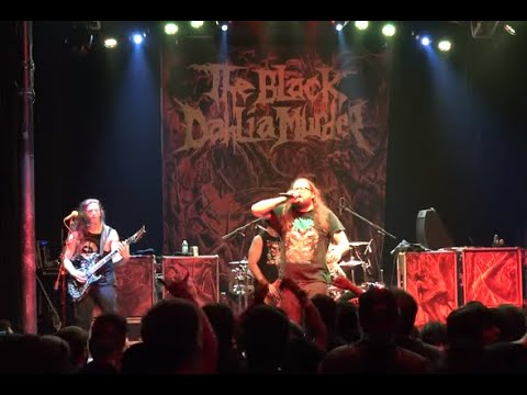 """The Black Dahlia Murder release cover of Megadeth's """"Go To Hell"""" ...!"""