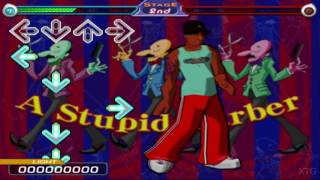 Dance Dance Revolution Extreme PS2 Gameplay HD (PCSX2)