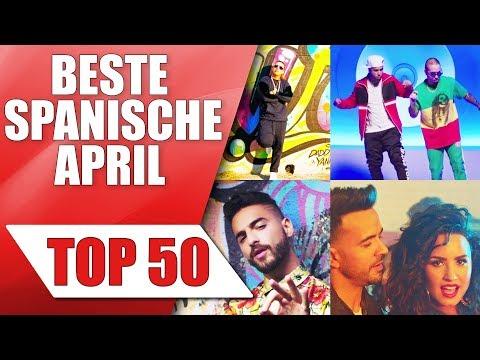 Die 50 Beste Spanische Lieder 2018 (Spanische Musik Hits)